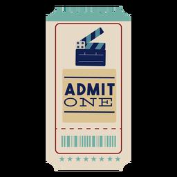 Ticket cinema awesome