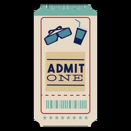 Ticket nice cinema