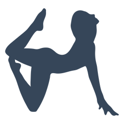 Yoga person pose