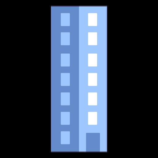Building apartment flat