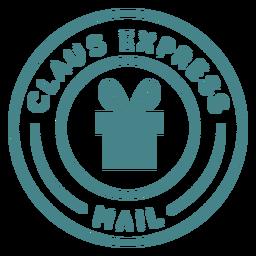 Letras de navidad claus express