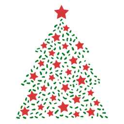 Christmas tree lines
