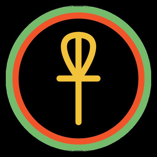 Kwanzaa badges imani dark Transparent PNG