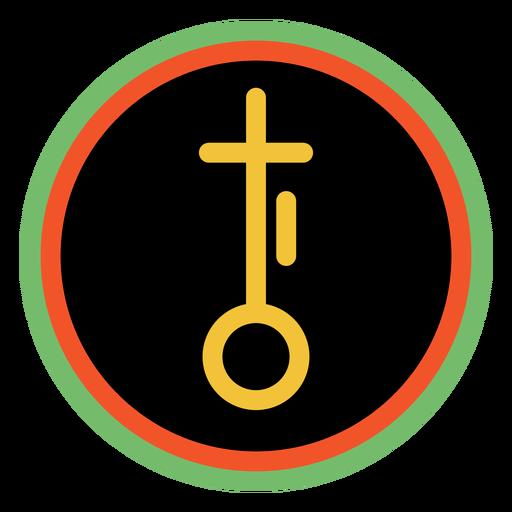 Kwanzaa insignias nia dark