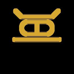 Kwanzaa iconos kujichagulia