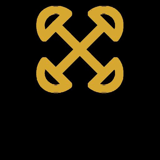 Kwanzaa-Symbole ujima