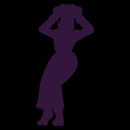 Kwanzaa mujer olla personaje