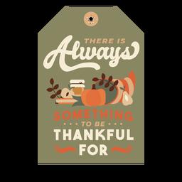 Comida de tarjeta de acción de gracias