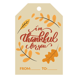 Thanksgiving cards leaves