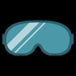 Gafas de invierno planas