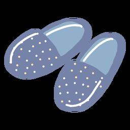 Zapatillas de invierno planas