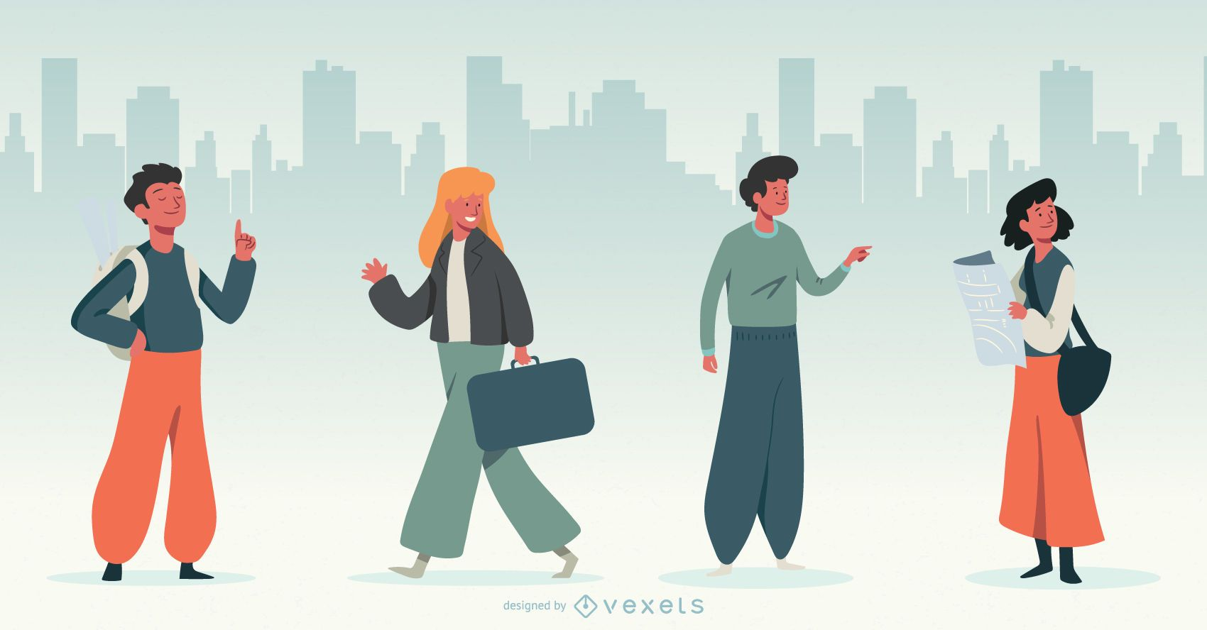 Architecture People Character Pack
