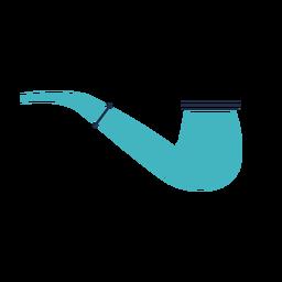 Green pipe illustration