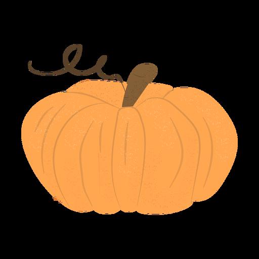 Hand drawn pumpkin pumpkin