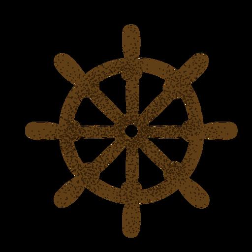 Ship steering wheel Transparent PNG