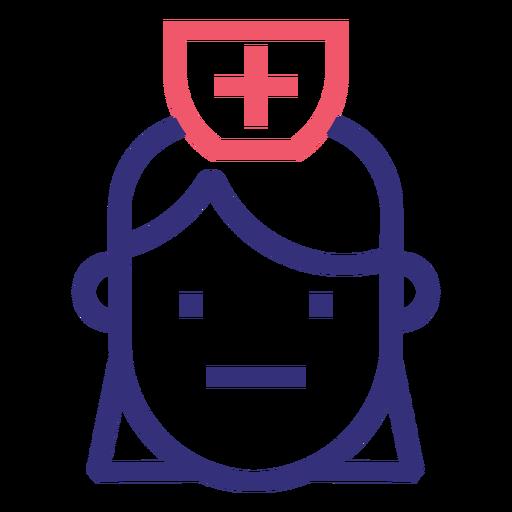 Icono de trazo médico Covid 19 Transparent PNG