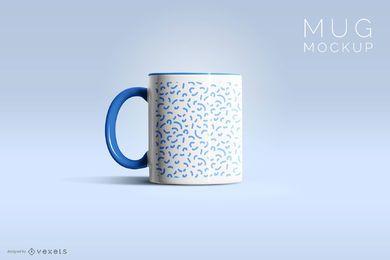 Kaffeetasse Mockup Design