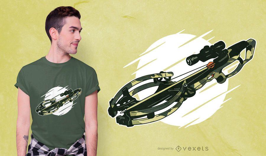 Crossbow t-shirt design