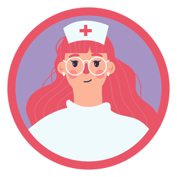 Covid 19 doctor character icon
