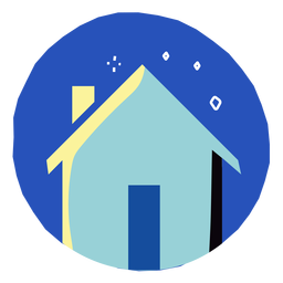 Covid 19 stay home icon