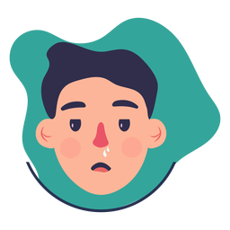 Covid 19 síntoma carácter secreción nasal