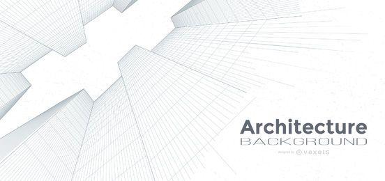 Arquitetura de fundo Edifícios