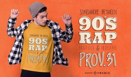 Diseño de camiseta Prov 31