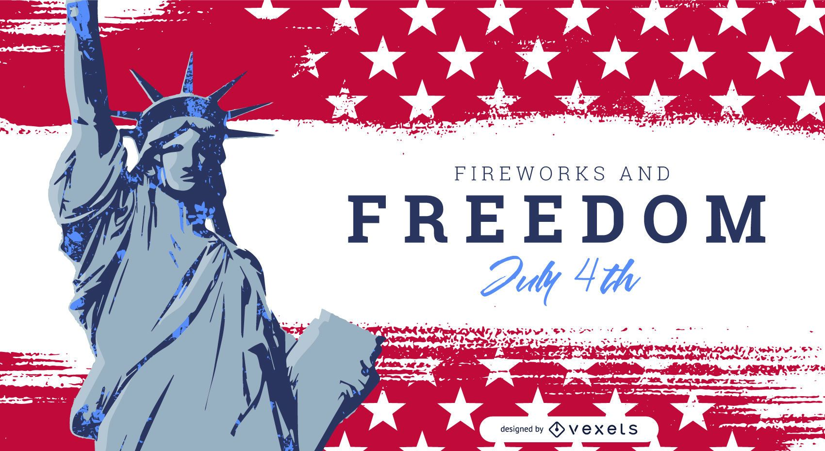 July 4th slider template