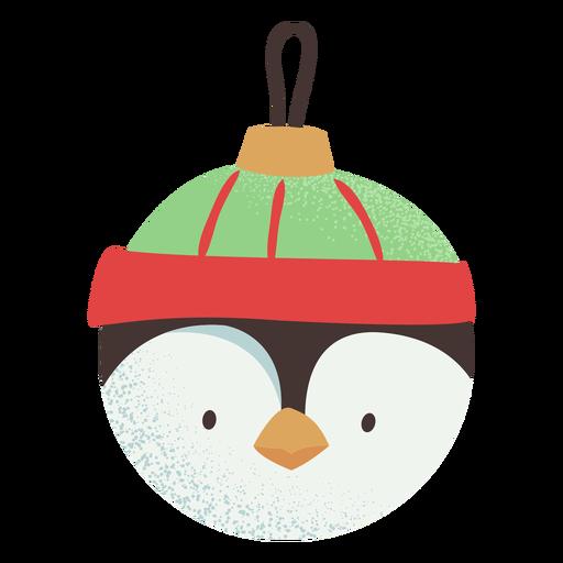 Bola de pinguim plano Transparent PNG