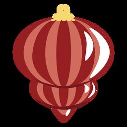 Anillo de bola cono raya plana