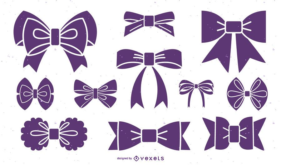 Bows flat collection