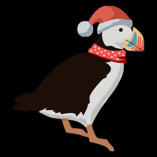 Bird flat xmas Transparent PNG