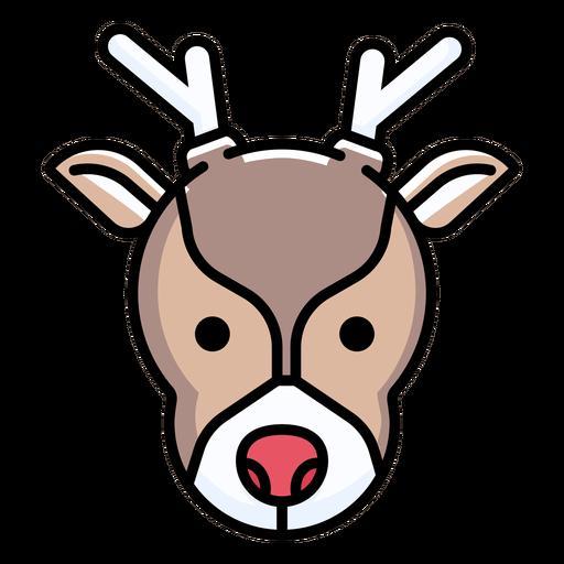 Deer antler flat
