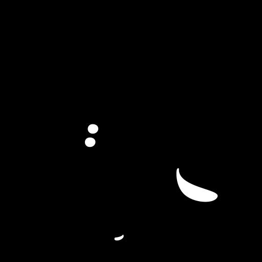 Curso de saco de presente de caixa de menino elfo Transparent PNG