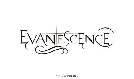 Evanescence: Rockband-Logo