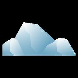 Iceberg plana