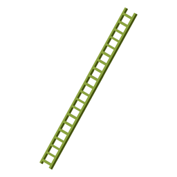 Ladder isometric