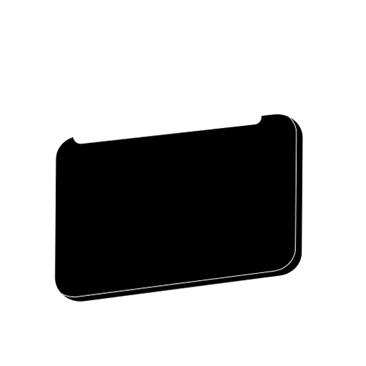 Insignia de la tableta de la muestra