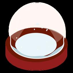 Esfera bola isométrica