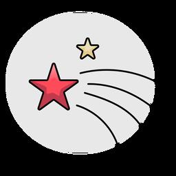 Faixa de feixe de estrela