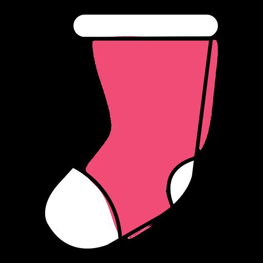 Calcetín calcetín plano Transparent PNG