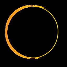 Tablette Zeichen Kreis Aufkleber Abzeichen