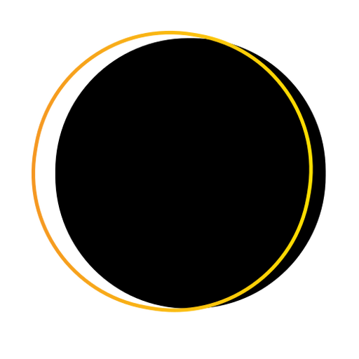 Insignia de etiqueta de círculo de signo de tableta