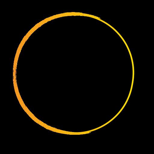 Tablet sign circle sticker badge