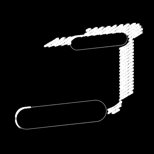 Insignia de etiqueta adhesiva de tableta