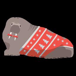 Walrus flat xmas