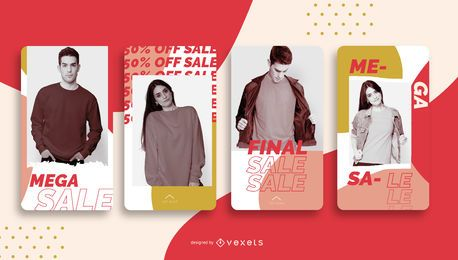 Social Media Sale Banner Pack