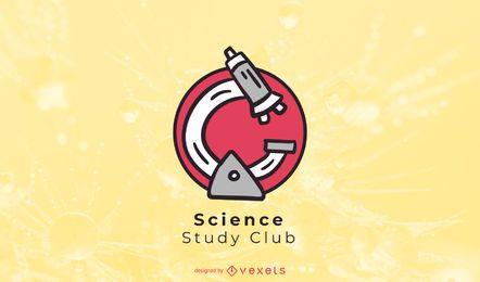 Science Club Logo Design