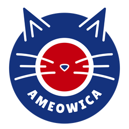 Ameowica cat design