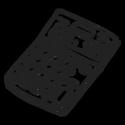 Doodle de calculadora